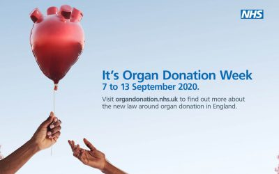 Time to Talk – Organ Donation